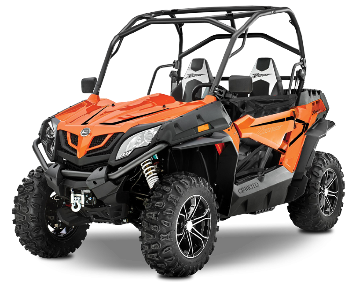 z force 800 eps lx(trail) 50po (2021)